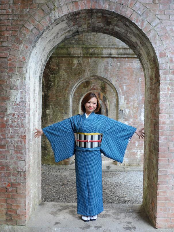 UME SAKURA Authentic Kimono Rental