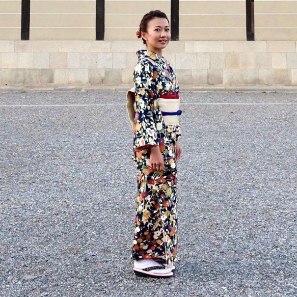 Authentic Kimono Rental