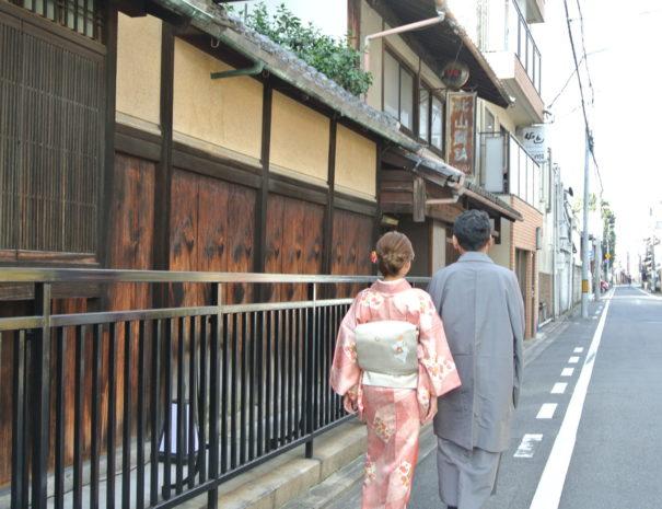 京都レンタル着物カップルプラン