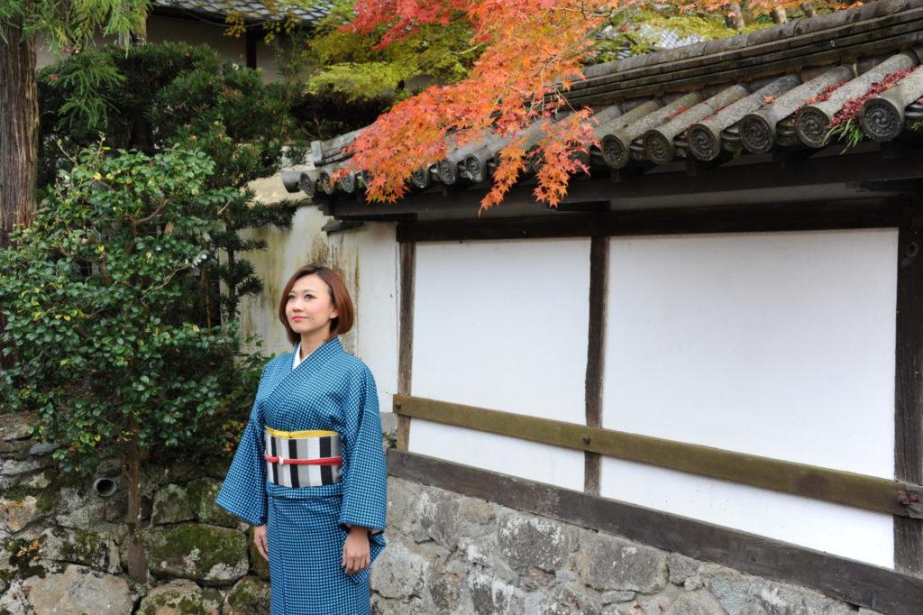 京都の紅葉・南禅寺