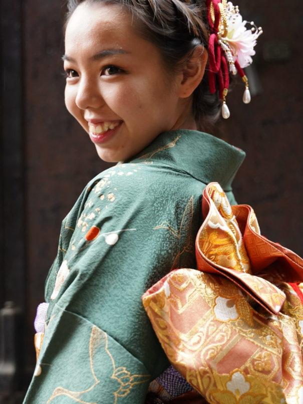 京都でおすすめ振袖前撮り